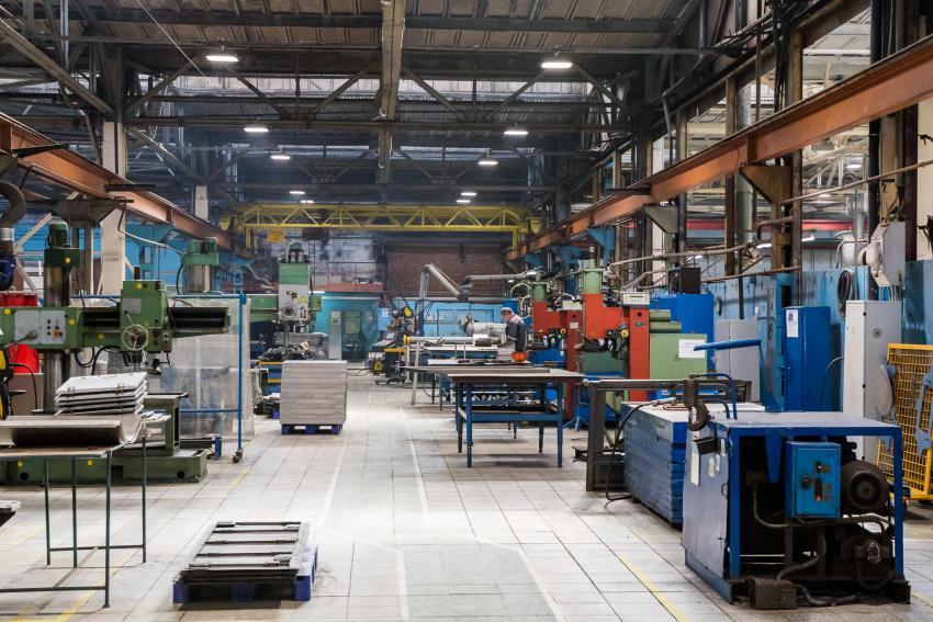 Компания «БТ СВАП» открыла на своем подмосковном заводе новый механосборочный цех