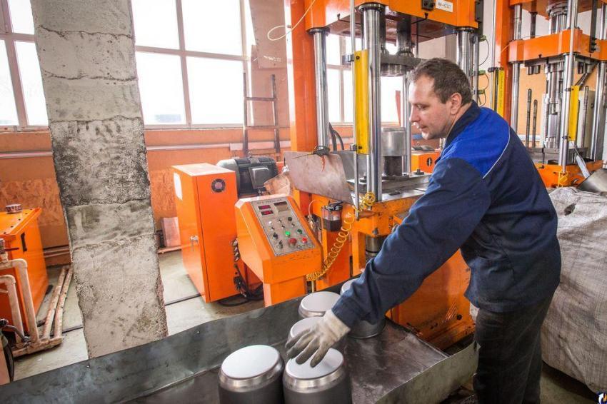 Третий цех группы компаний Пожпена наращивает объемы производства