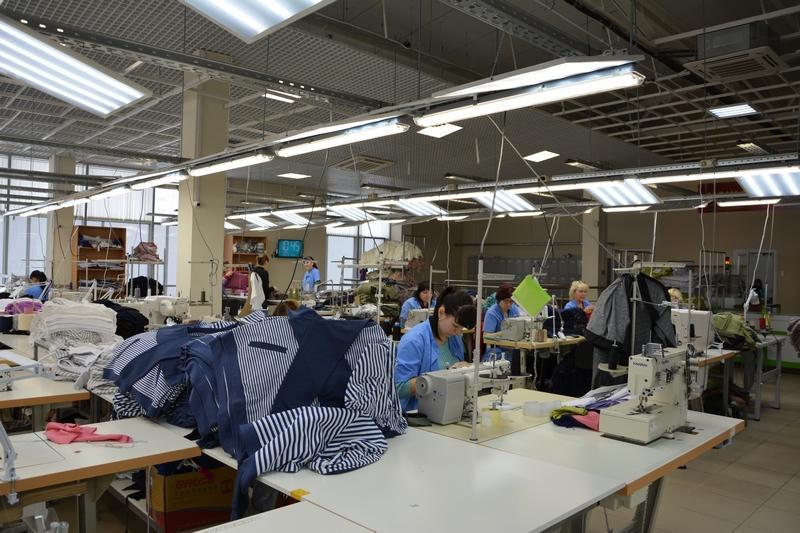 В Саратовской области швейное производство наращивает площади