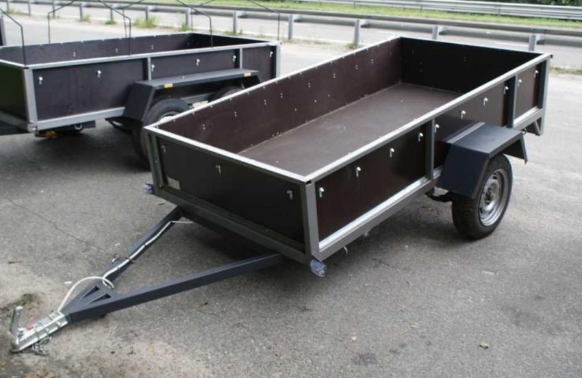 Производство прицепов для легковых и грузовых автомобилей