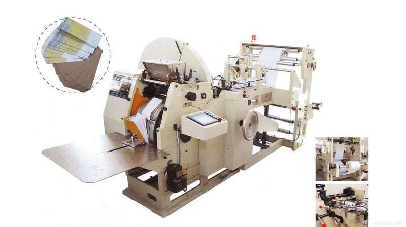 Как делают бумажные пакеты на производстве