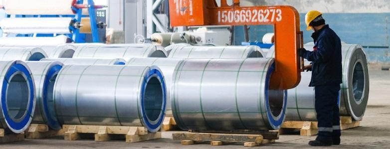 Новый завод Камасталь планирует выпускать 2% от всей российской окрашенной стали