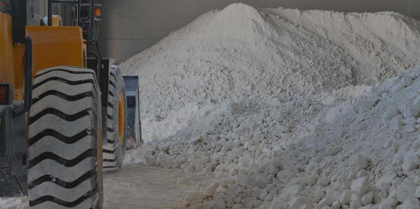 В Челябинской области введена в строй вторая очередь завода наполнителя из мрамора