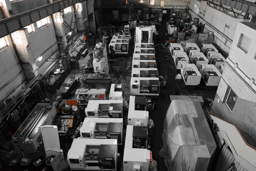 Станкостроительный завод в Твери модернизирует производственные помещения