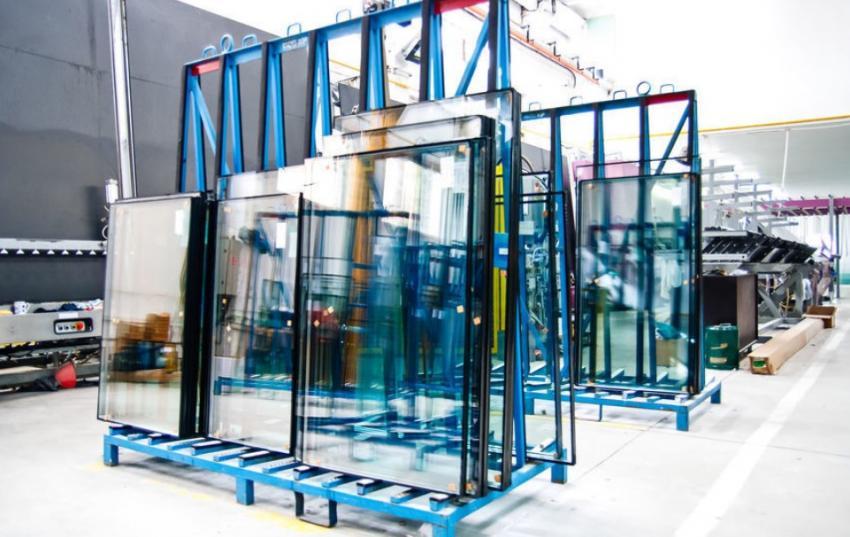 Открытие цеха по изготовлению стеклопакетов