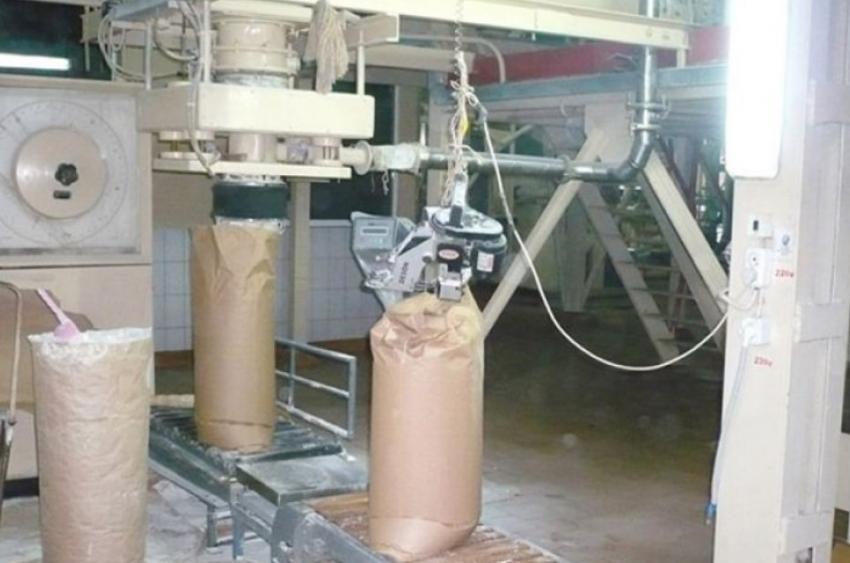 Открытие цеха по изготовлению сухого молока