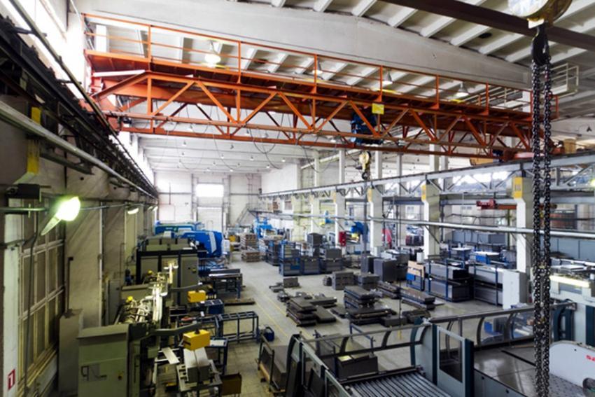 В Вологде открылось новое предприятие по изготовлению продуктов для промышленных объектов