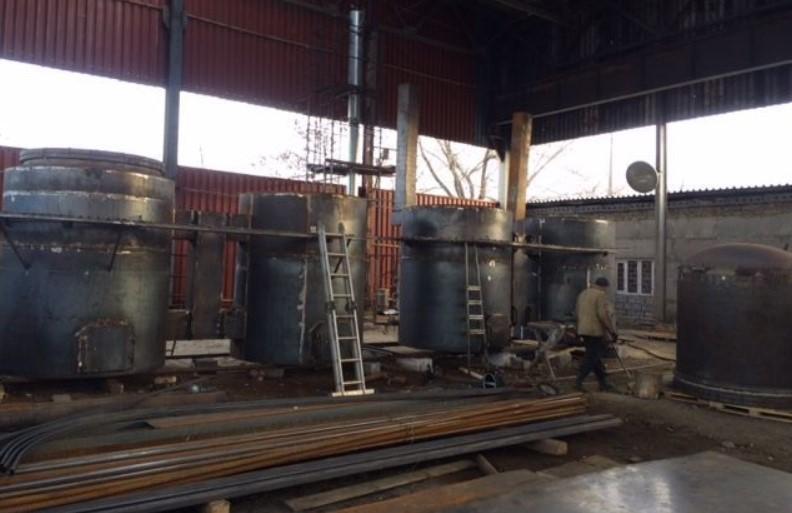 Выбор оборудования для изготовления древесного угля