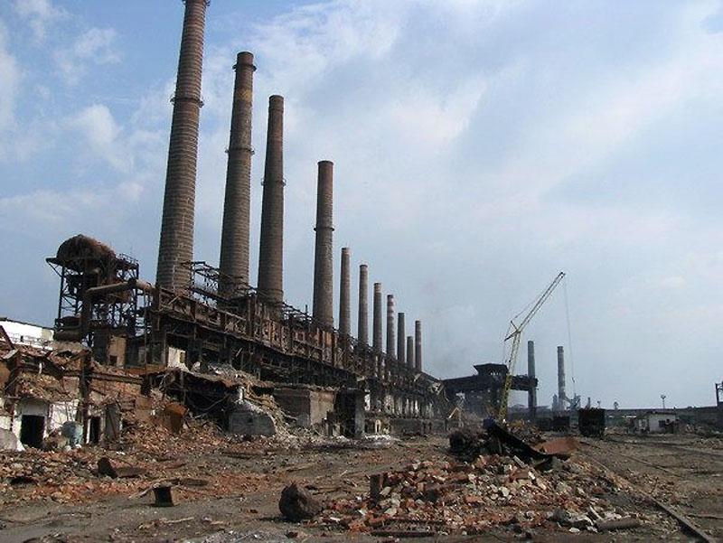 Что происходит с промышленностью Украины сегодня?