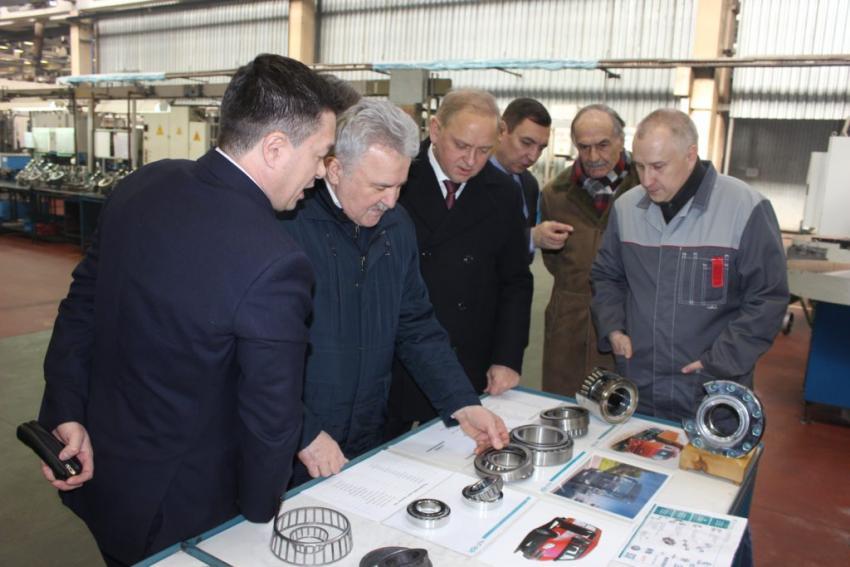 На заводе автозапчастей в Волжском будут выпускать детали к радиаторам отопления