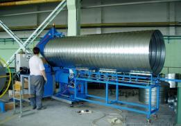 Завод изолированных труб