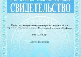 Кондитерское объединение Конфэшн (Конфэшн)