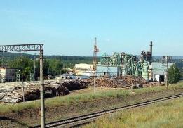 Чаадаевский завод древесных плит