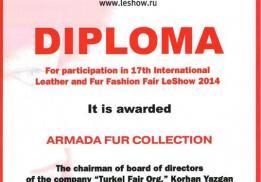 Меховая фабрика Аrmada Furs (Аrmada Furs)