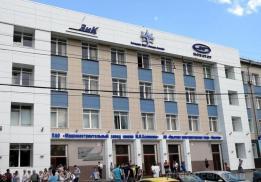 Машиностроительный завод имени М.И.Калинина