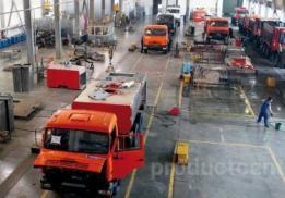 Варгашинский завод противопожарного и специального оборудования