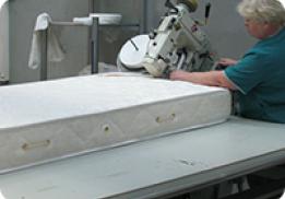 Фабрика ортопедических и анатомических матрасов (Фабрика Cнов)