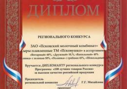 Псковский городской молочный завод (ПГМЗ)