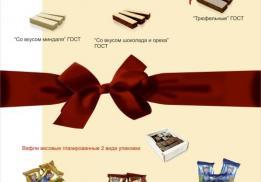 Энгельсская кондитерская фабрика (ЭКФ)