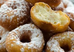 Пончики оптом