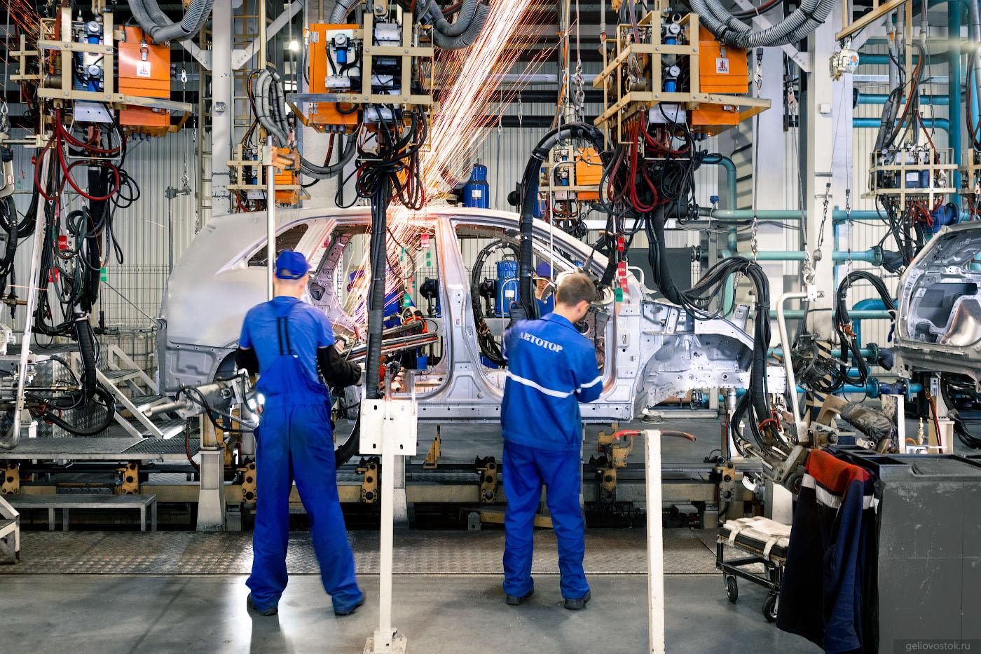 11 заводов за 2 года: холдинг «Автотор» инвестирует в строительство предприятий в Калининградской области