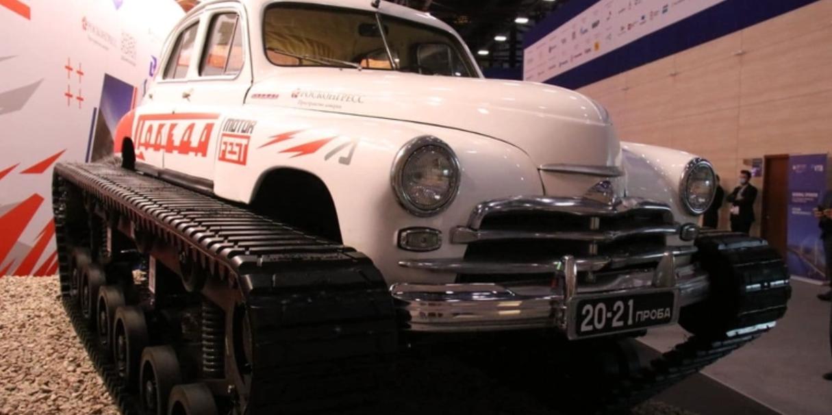 В России стартует производство вездеходов Ultra Tank: стоимость одной машины свыше 100 тыс. долларов