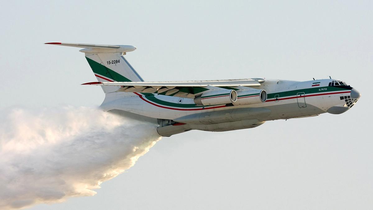 «Илюша-богатырь»: полвека в воздухе. Рассказываем, на что способен Ил-76