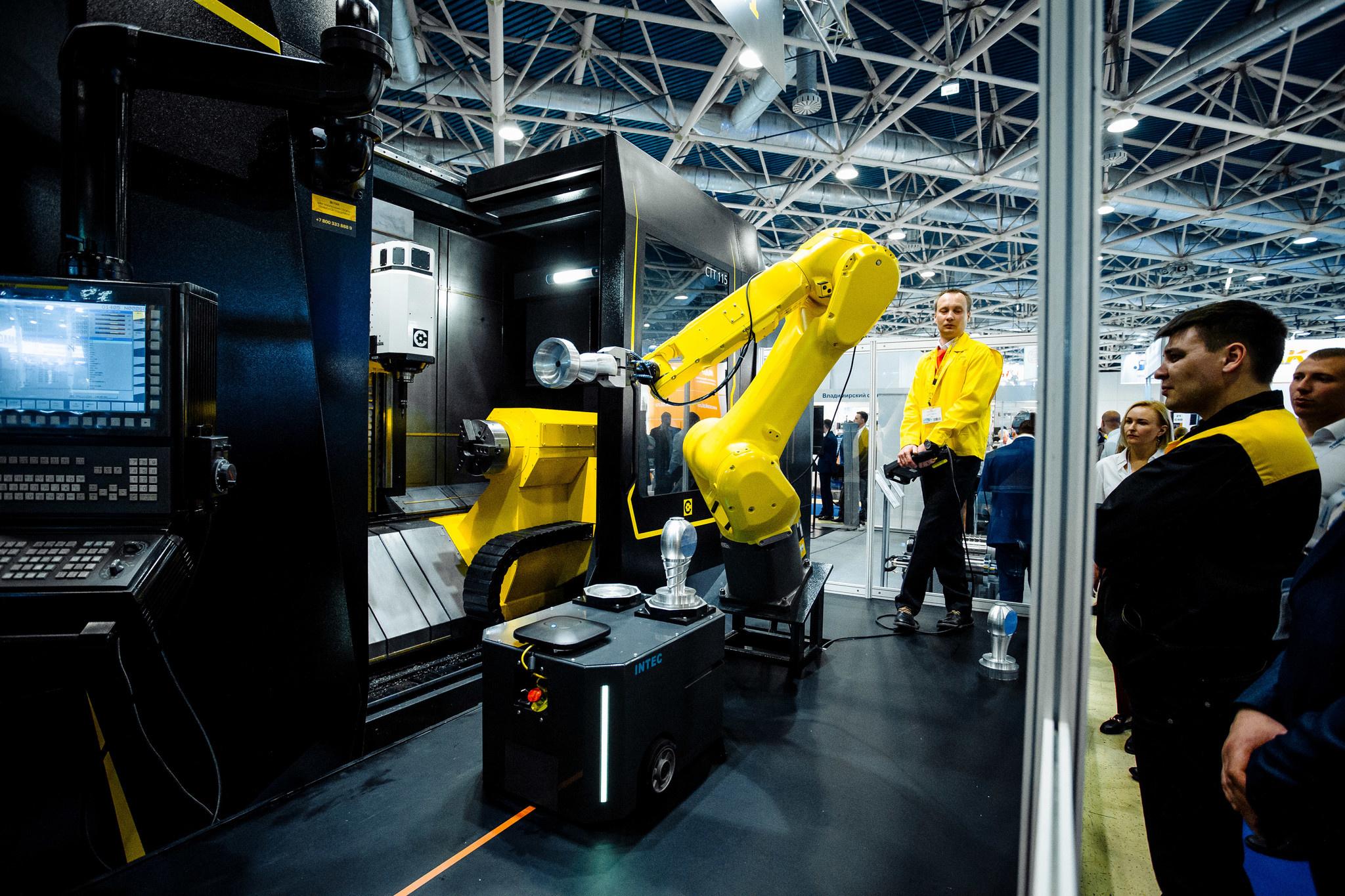 Успехи цифровизации: в России придумали, как увеличить эффективность промышленных станков на 30%