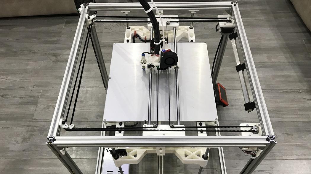 В петербургском политехе разработали 3D-принтер для печати деталей из титана